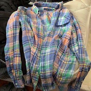 Ralph Lauren plaid dress shirt